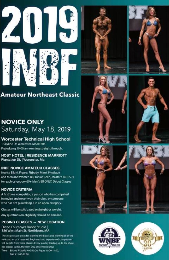 2019 INBF Northeast Classic NOVICE