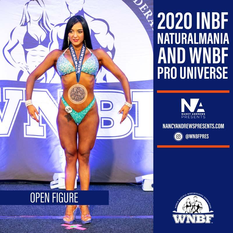 2020 INBF Naturalmania Open Figure