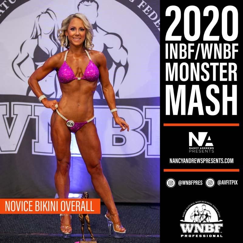 INBF Monster Mash 2020 - Bikini Overall