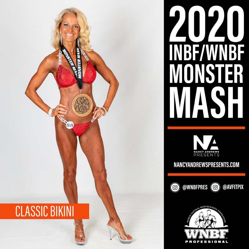 INBF Monster Mash 2020 - Classic Bikini