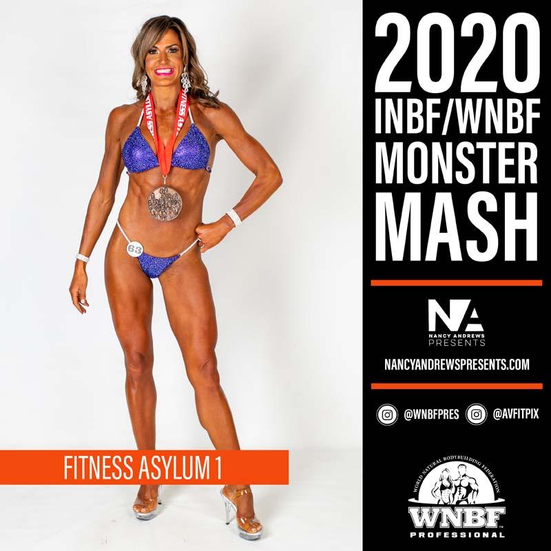INBF Monster Mash 2020 - Fitness Asylum1
