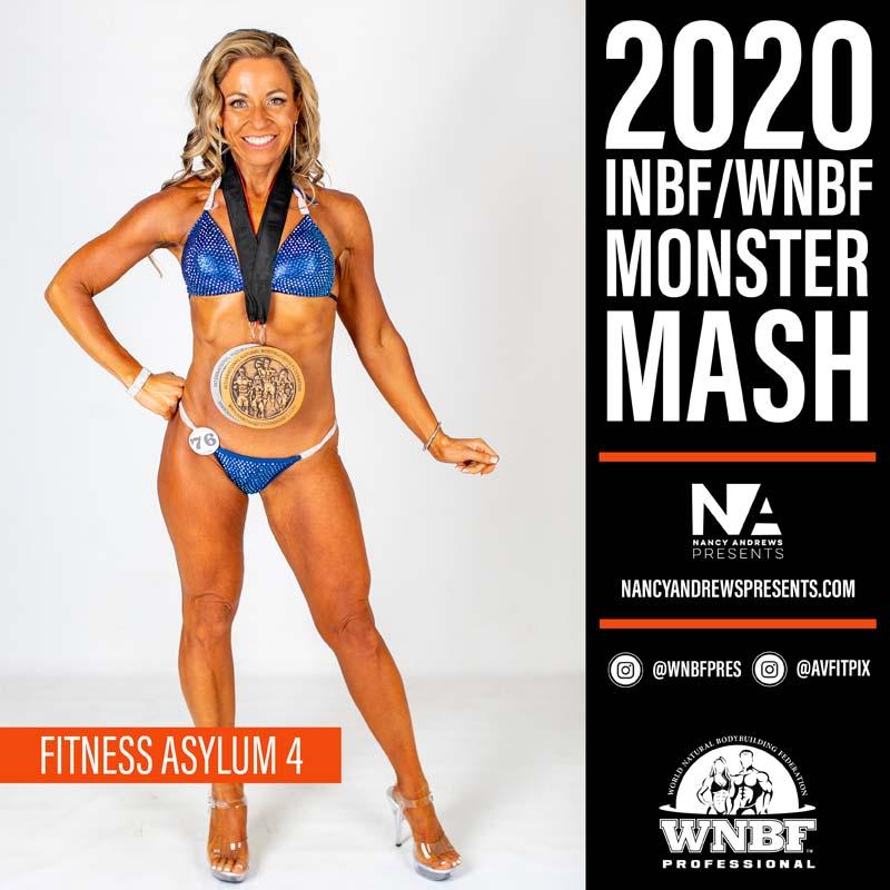 INBF Monster Mash 2020 - Fitness Asylum4