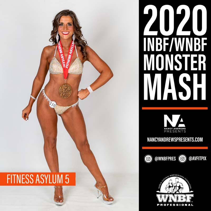 INBF Monster Mash 2020 - Fitness Asylum5