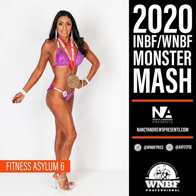 INBF Monster Mash 2020 - Fitness Asylum6