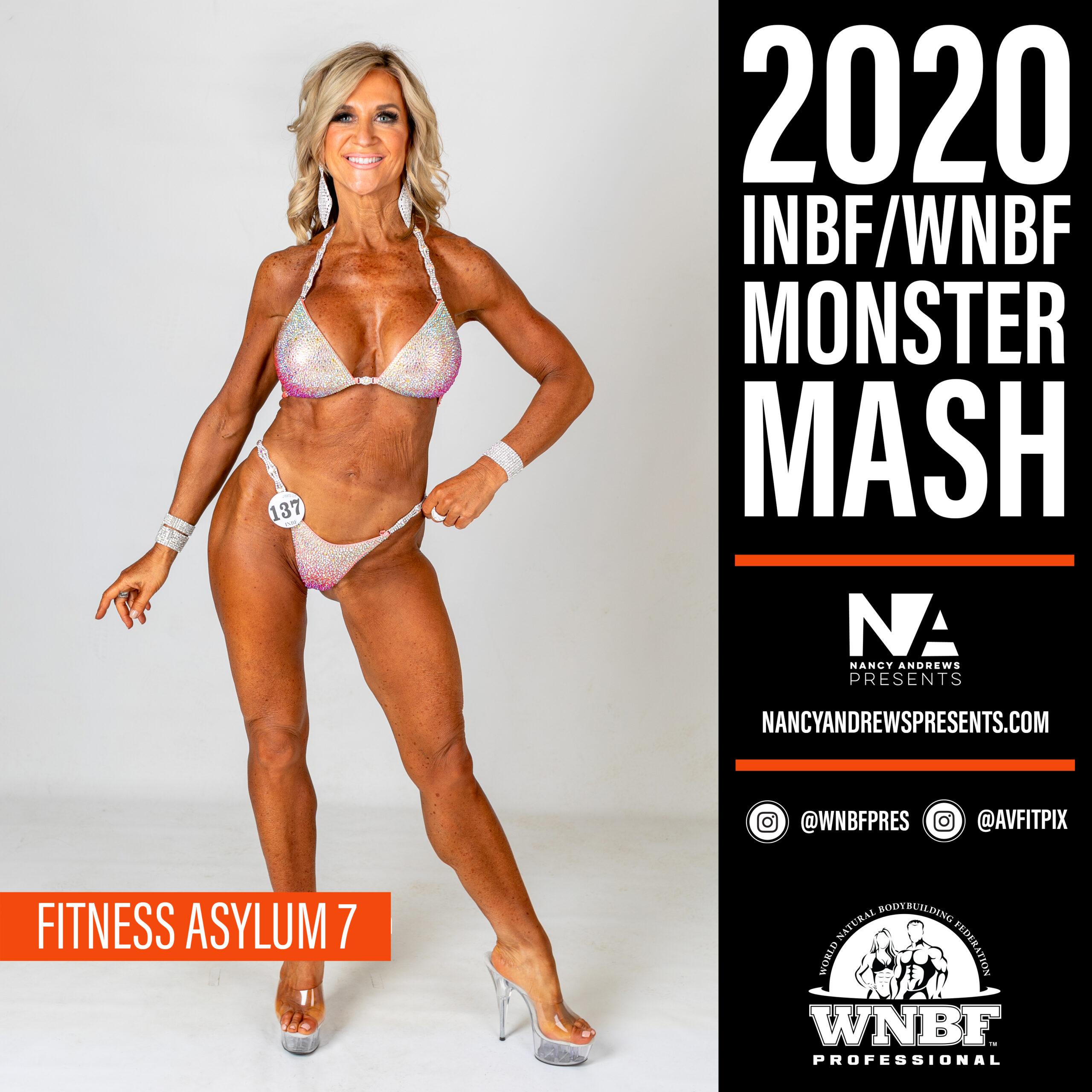 INBF Monster Mash 2020 - Fitness Asylum7
