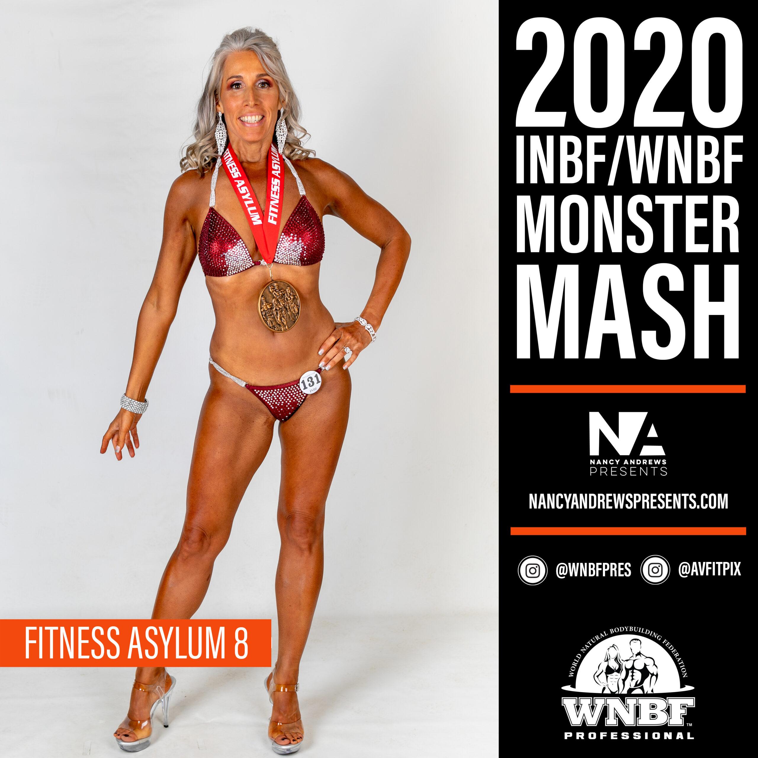 INBF Monster Mash 2020 - Fitness Asylum8