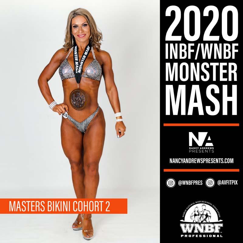 INBF Monster Mash 2020 - Masters Bikini