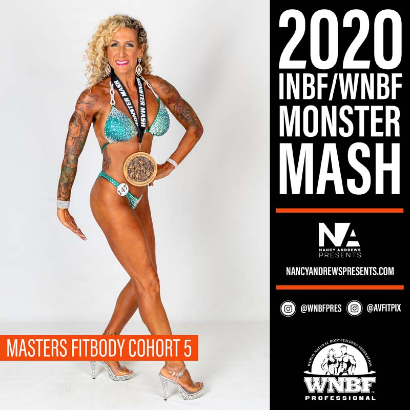 INBF Monster Mash 2020 - Masters Fitbody