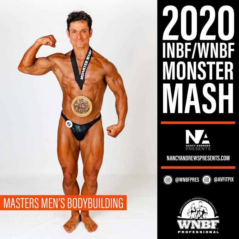 INBF Monster Mash 2020 - Masters Mens Bodybuilding
