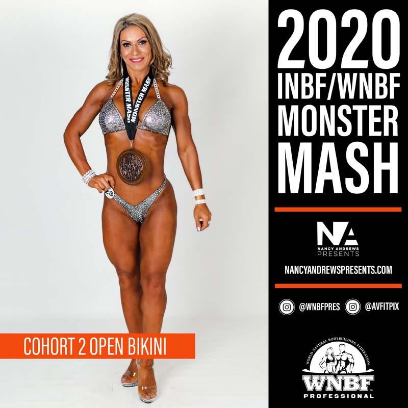 INBF Monster Mash 2020 - Open Bikini