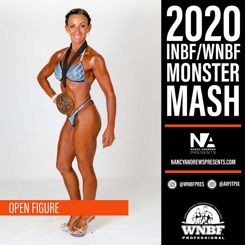 INBF Monster Mash 2020 - Open Figure