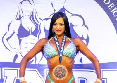 INBF Naturalmania Open Figure Winner