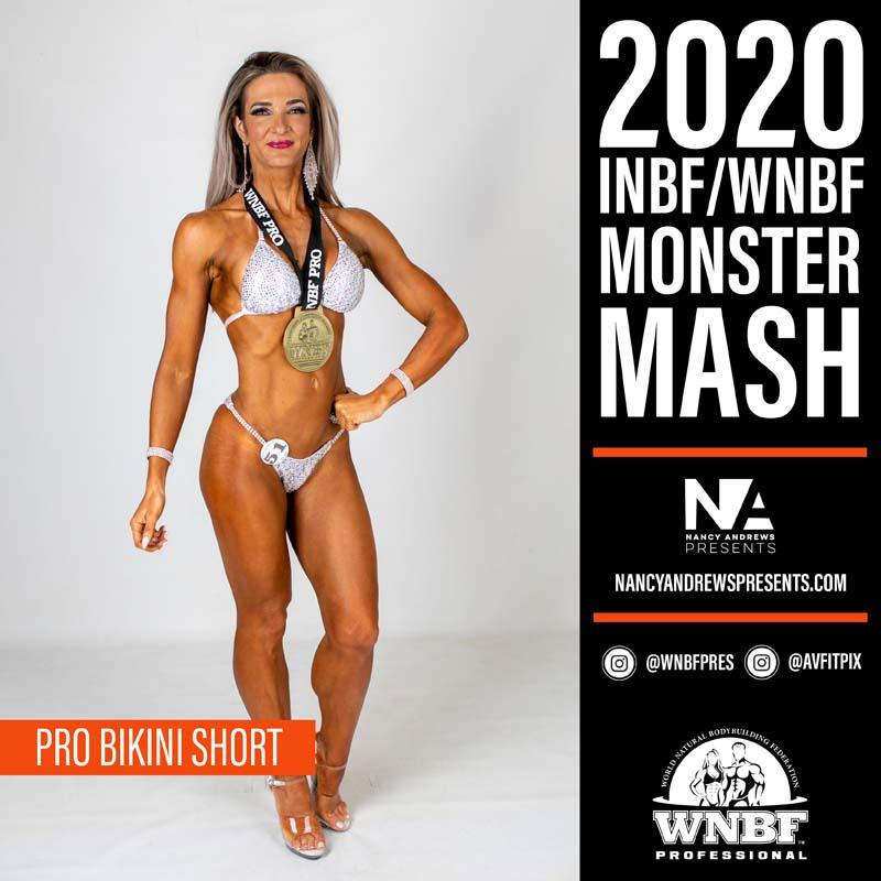 WWNBF Monster Mash 2020 - Pro Bikini ShortNBF Monster Mash 2020 - Pro Bikini Short c3