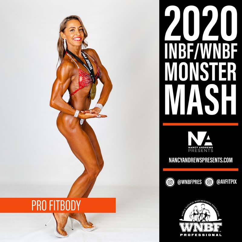 WNBF Monster Mash 2020 - Pro Fitbody c1