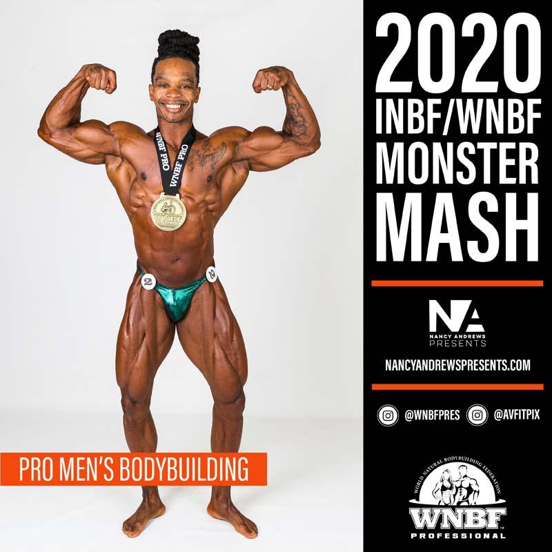 WNBF Monster Mash 2020 - Pro Mens Bodybuilding c1