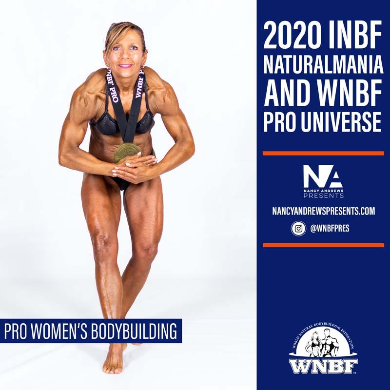 WNBF Pro Universe - Pro BikiniPro Women BB