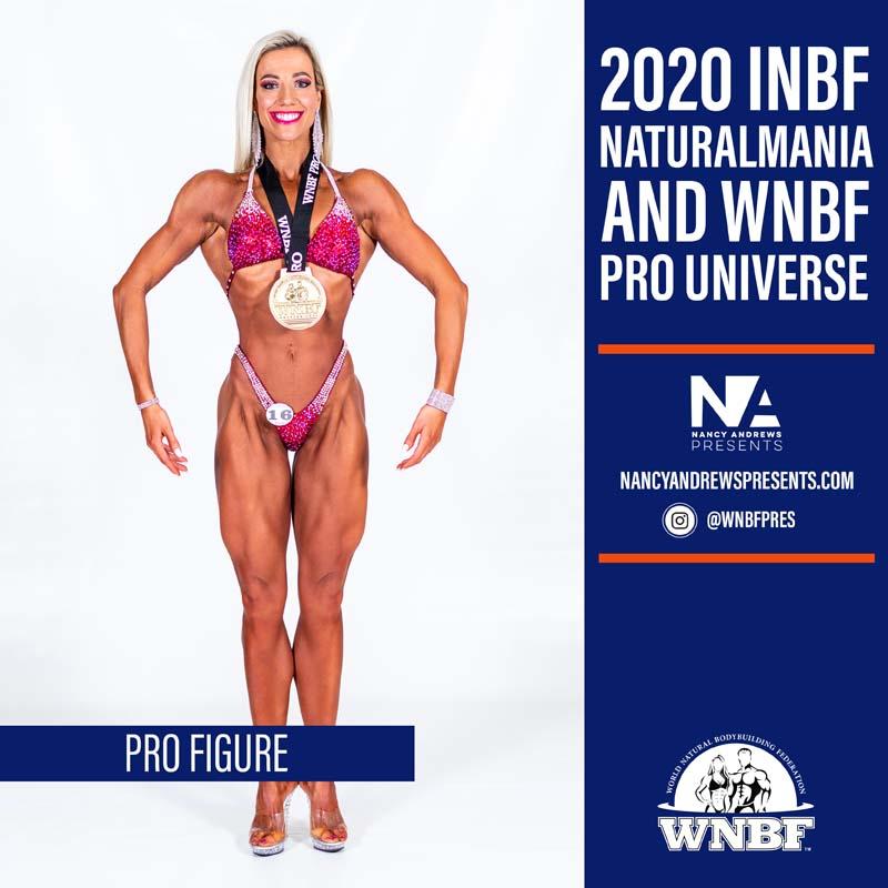 WNBF Pro Universe - Pro Figure