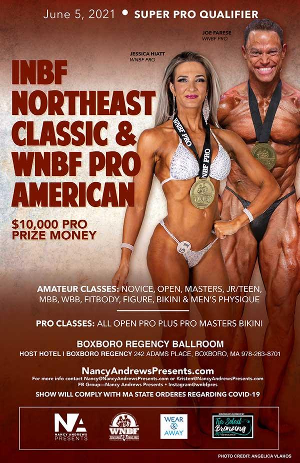 Northeast Classic + Pro American