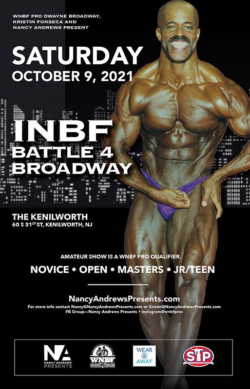 INBF Battle for Broadway 2021